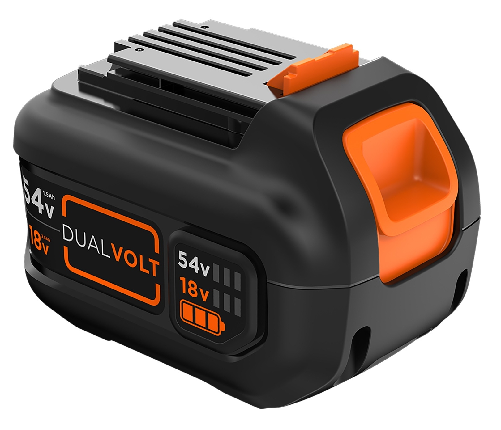 Аккумулятор DualVolt (54/18 В, 1.5 А·ч, Li-Ion) BLACK+DECKER BL1554-XJ BL1554-XJ