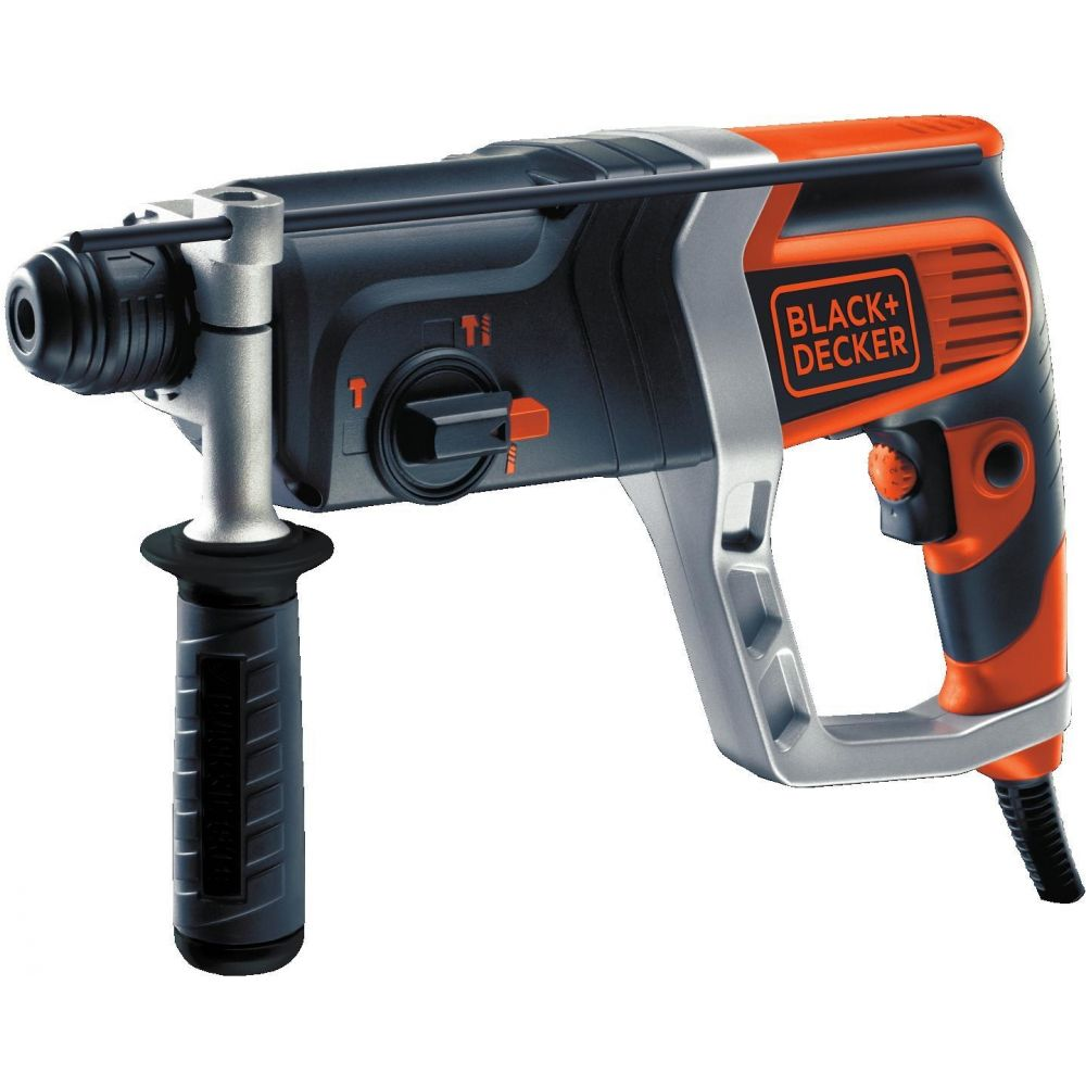 Перфоратор SDS+ (850 Вт, 2.4 Дж) BLACK+DECKER KD990KA-XK