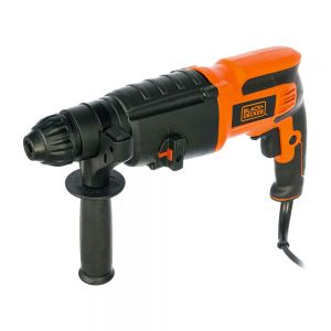 Перфоратор SDS+ (800 Вт, 2.7 Дж) BLACK+DECKER BDR26K-RU