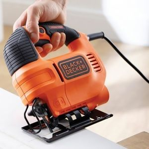 Лобзик 400 Вт BLACK+DECKER KS501-XK