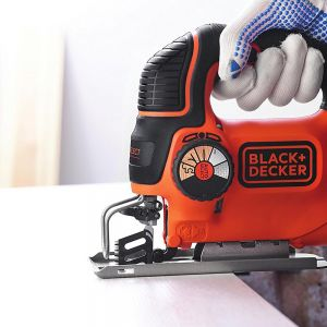 Лобзик SMART SELECT 550 Вт BLACK+DECKER KS801SEK-QS