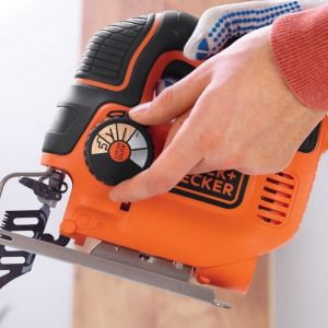 Лобзик SMART SELECT 620 Вт BLACK+DECKER KS901SEK-XK