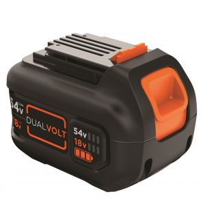 Аккумулятор DualVolt (54/18 В, 2.5 А·ч, Li-Ion) BLACK+DECKER BL2554-XJ