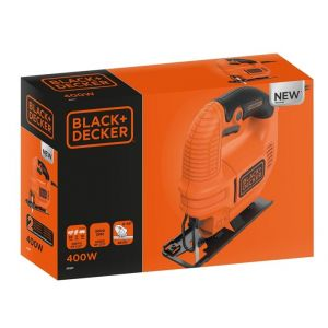 Лобзик 400 Вт BLACK+DECKER KS501-QS