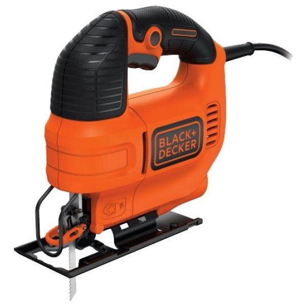 Лобзик 520 Вт BLACK+DECKER KS701EK-XK